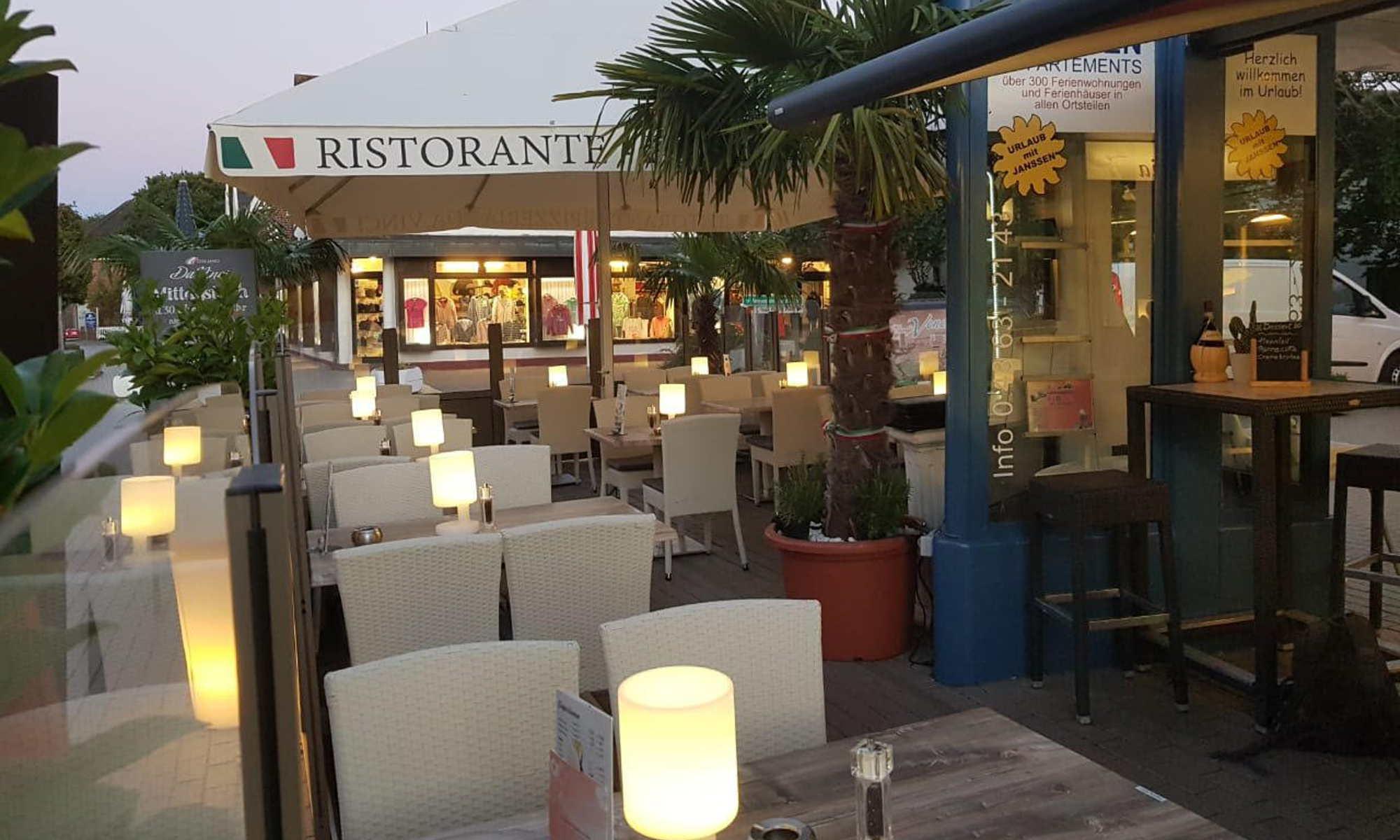 Ristorante Pizzeria Da Vinci St. Peter-Ording